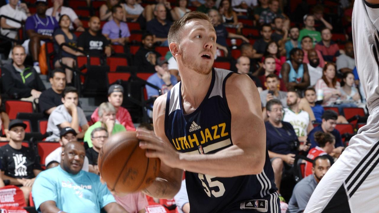 Mitch Creek - Utah Jazz 1