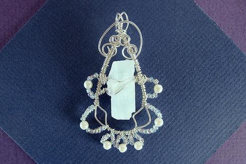 Aquamarine Amulet