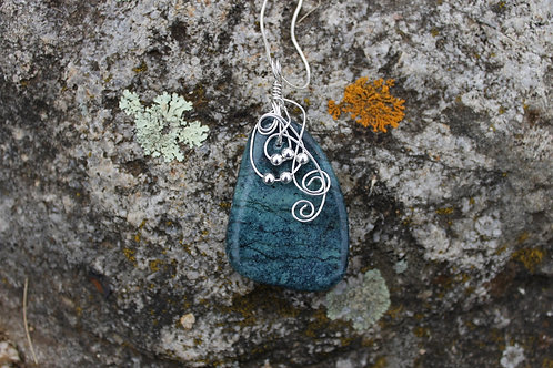 Evolving Shamanic Power - Serpentinite Talisman