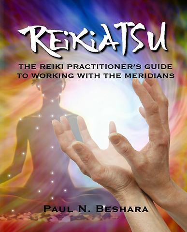 Reikiatsu book cover