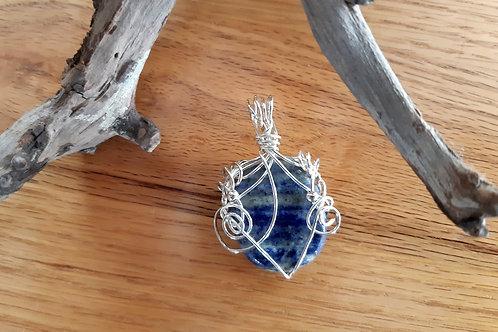 Sovereign Power Lapis Lazuli Talisman