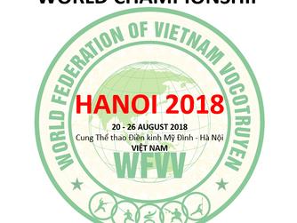 2й Чемпионат мира по Традиционным Вьетнамским Единоборствам