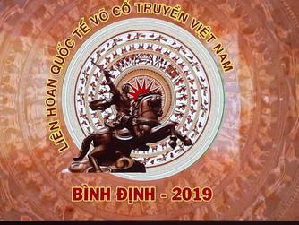 7е Международные соревнования в г. Куиньён, провинция Бинь-Динь, Вьетнам