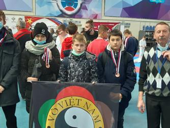 Чемпионат и Первенство России по ВБЕ Вьет Во Дао 2020