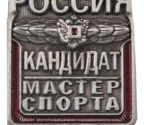 Присвоение звания Кандидата в мастера спорта России ученикам Школы