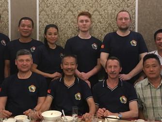 Завершение семинара Гранд Мастера Хоанг Чыонг Занга
