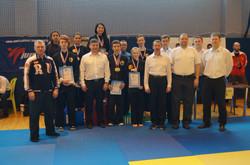 Участники и судьи Чемпионата ВБЕ Вьет-Во-Дао