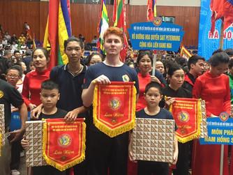34й Чемпионат Ханоя по Традиционным боевым искусствам.