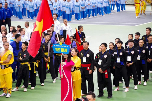 Церемония открытия_