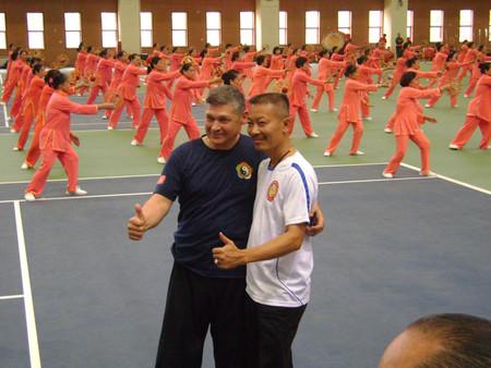 Руковдитель Делегации и Глава Школы Hoa Quyen.