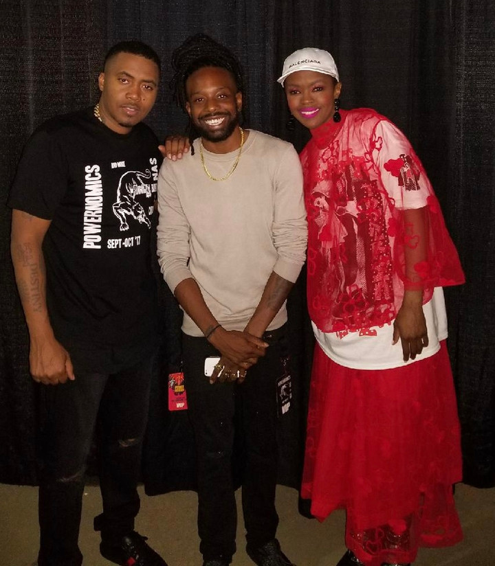 Nas & Lauryn Hill Powernomics Tour Recap