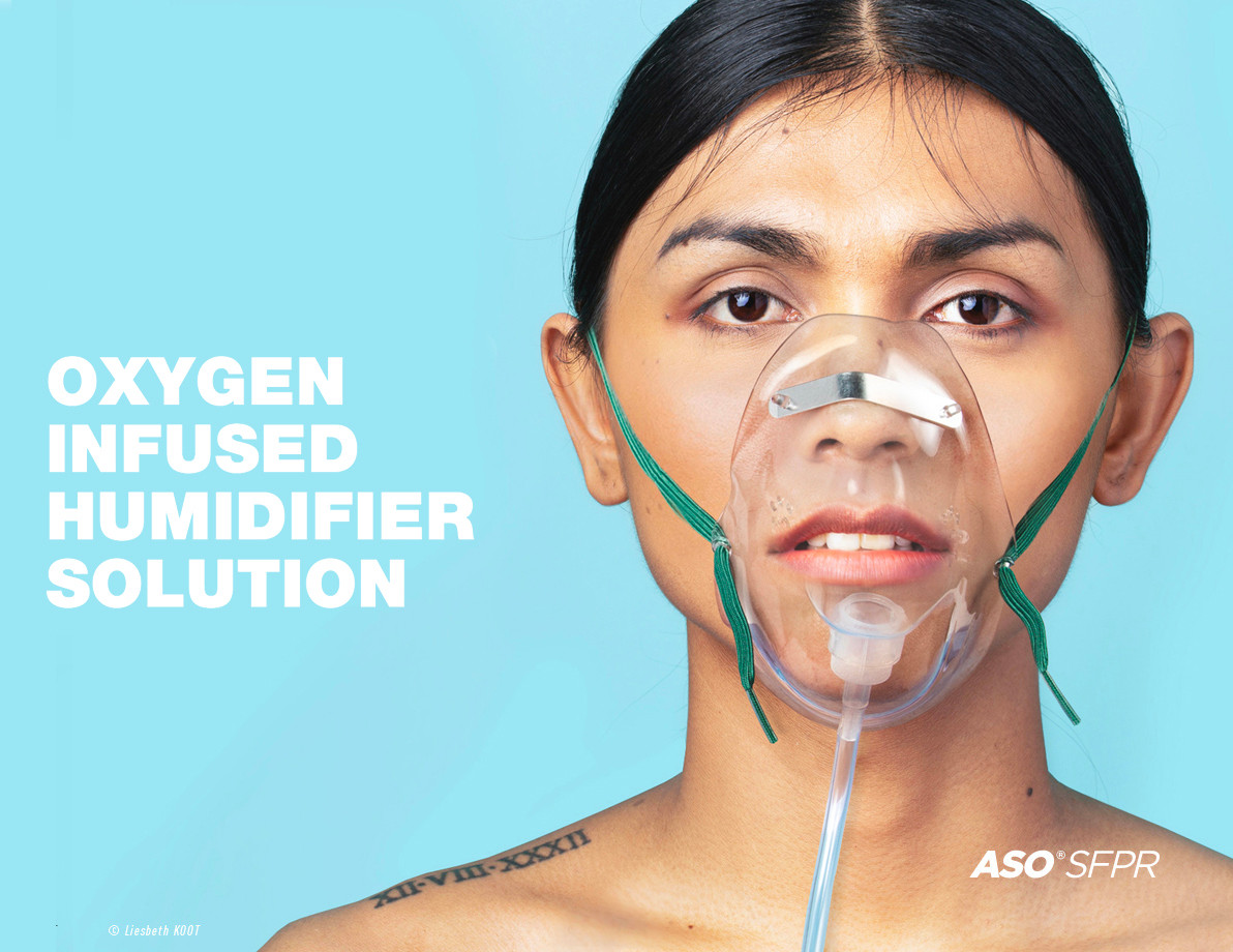 HOLM, OXYGEN HUMIDIFIER  SOLUTION