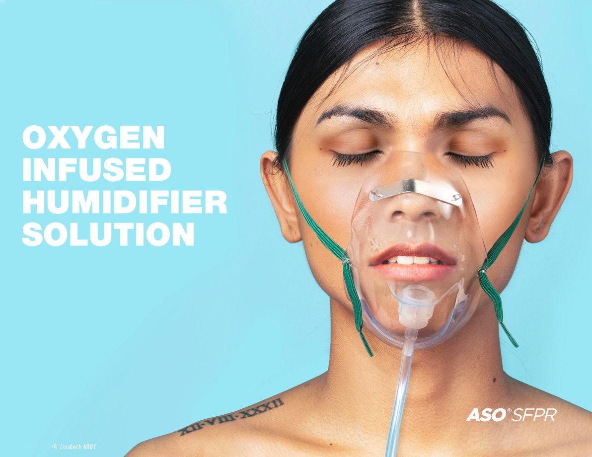New: HOLM, LIQUID OXYGEN SOLUTION