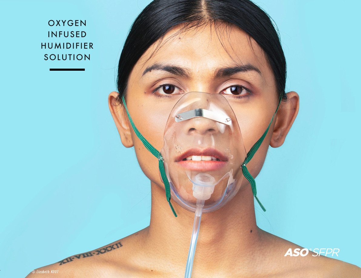 OXYGEN INFUSED HUMIDIFIER SOLUTION
