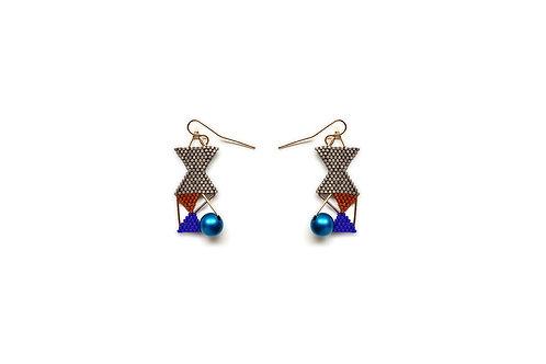 Hour Glass earrings