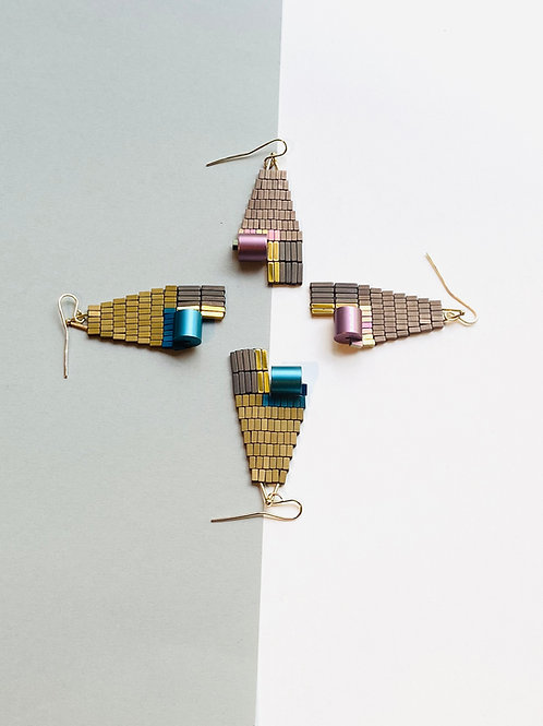 Athena dangles (color)