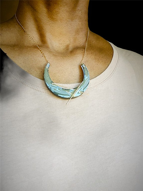 Sticks necklace