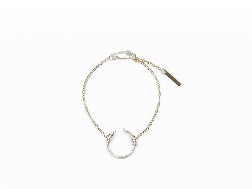 Open Circle Bracelets
