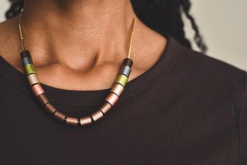 Gege Aluminum necklace