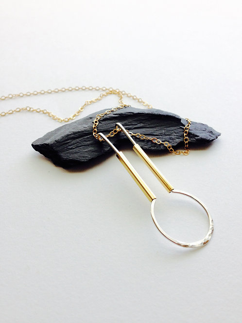 6 Degrees [] Separation Necklace