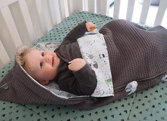Anti straling baby slaapzak – Swiss Shield® ULTIMA