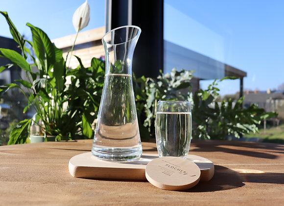 Drinks board oval