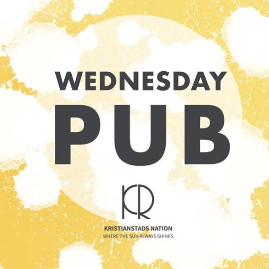 Wednesday PUB