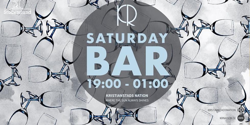 Saturday BAR