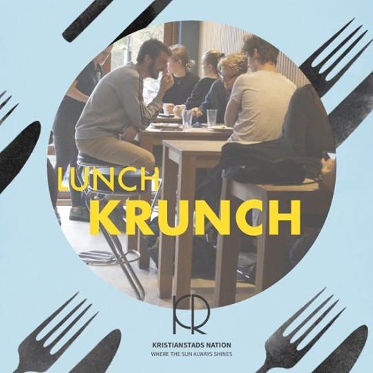 Wednesday LUNCH Krunch