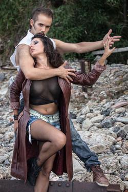 con Josefina Stellato