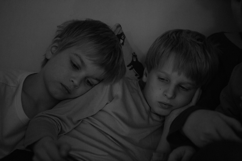 Evening in Primary Bedroom, 2019