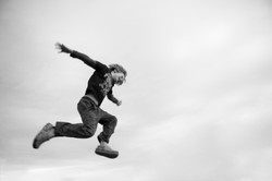 Simon, Jumping