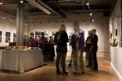 Gallery, Opening Night