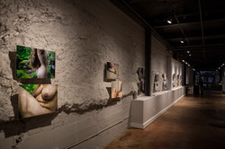 Gallery, Right Wall