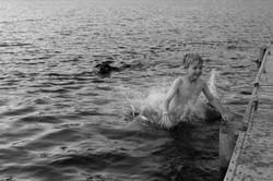 Eli in Mt. Lake