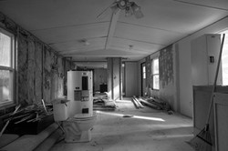 Living Room/Kitchen, October 2017