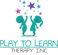 Play To Learn Therapy logo