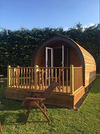 our only dog friendly pod