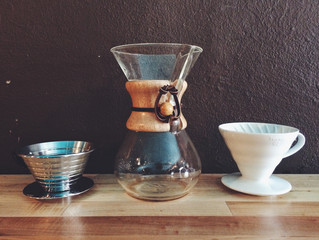 Demystify Part One: Pour Overs