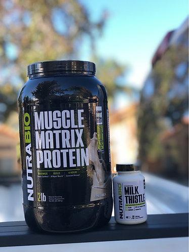 Muscle Matrix 2 Pounds