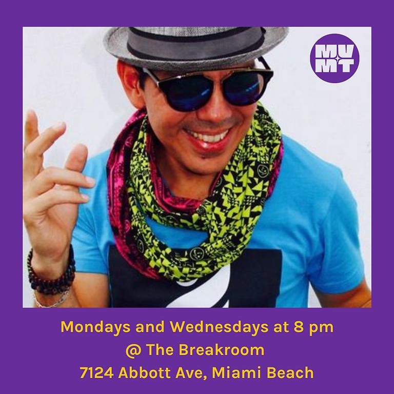 Intro to Salsa and Bachata [Miami]