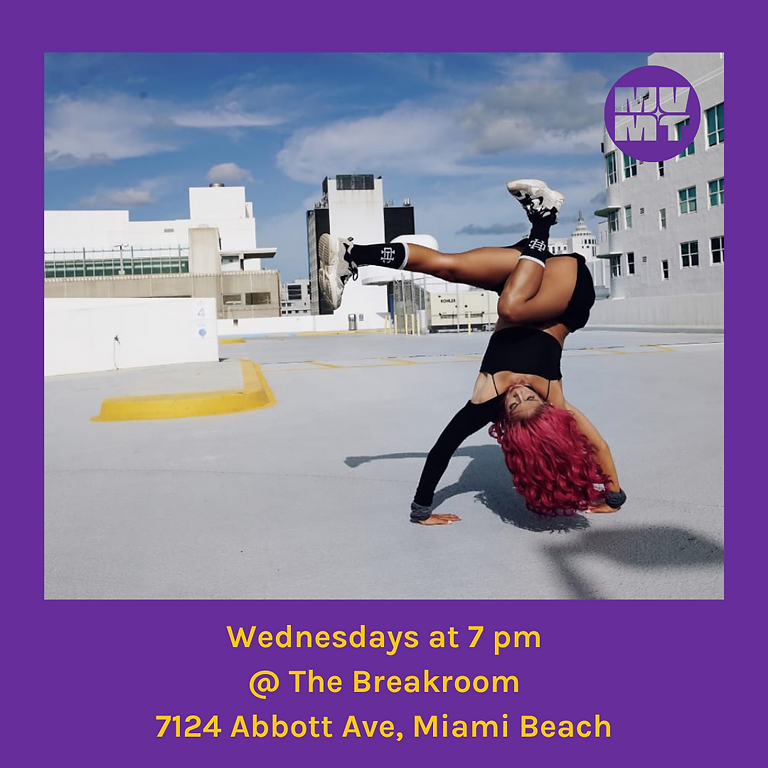 Intro to Toprock & Breakdancing [Miami]