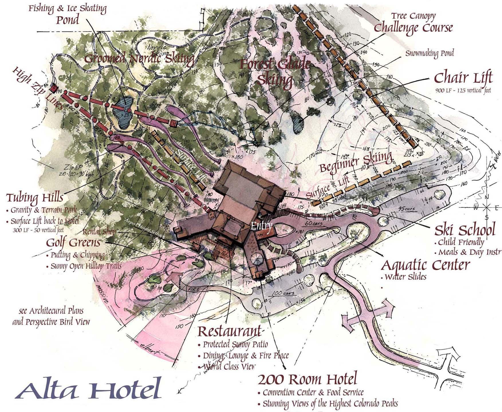 AltaHotel Plan