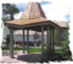 Built Landscape Pavilion