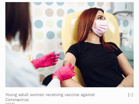 Anticuerpos para Covid-19 encontrados en la leche humana  después de la vacuna