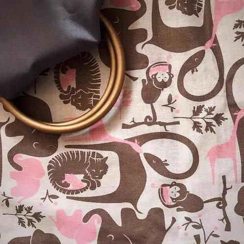 Hamaquita Elefantes Rosados