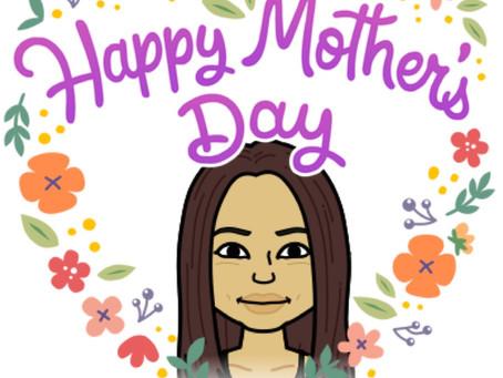 Feliz Día de las Madres 🌸🌸🌸