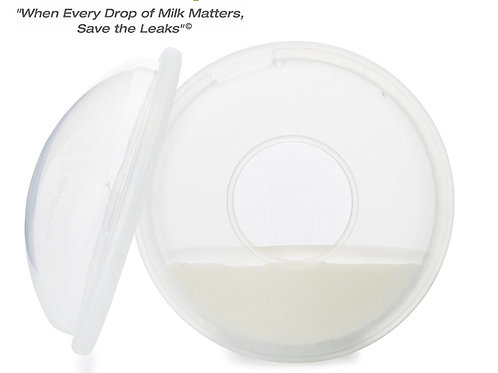 Breastfeeding breastshell milk collector