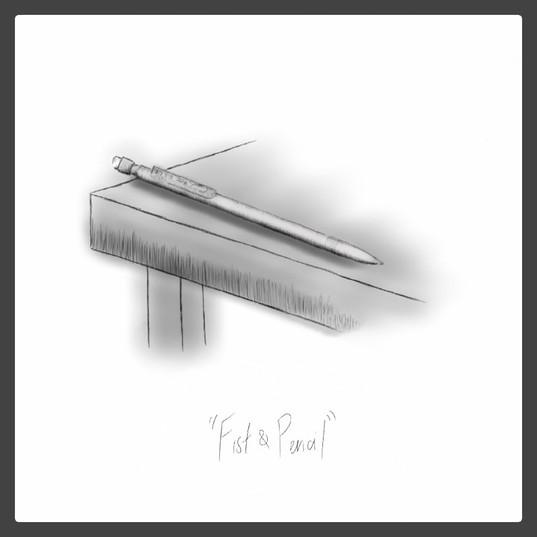 Fist & Pencil by Eugenius
