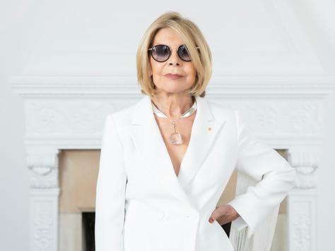 A Tribute : Words of wisdom with Carla Zampatti